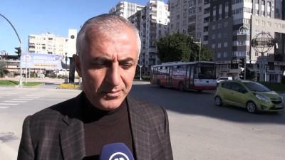 Otobüs şoförünün şehit annesine hakaret ettiği iddiası - ADANA