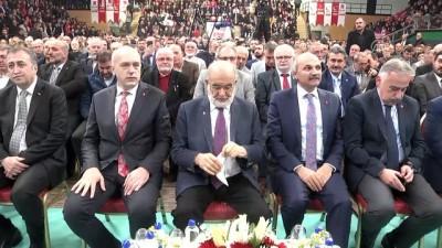 olaganustu hal - Saadet Partisi Genel Başkanı Karamollaoğlu - SAKARYA