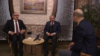 Şentop: '(Erdoğan-Bahçeli görüşmesi) Tam bir mutabakatla, bütün hususlar netliğe kavuşturuldu' - ANKARA