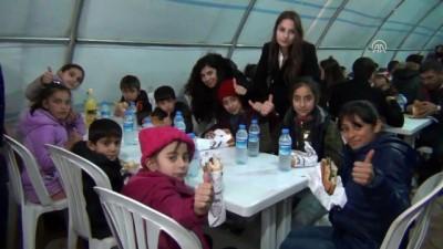 Sığınmacılara yardım - MARDİN