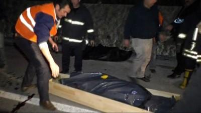 Tokat'ta yanarak ölen 5 kişinin kimlikleri tespit edildi