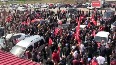 Zeytin Dalı Harekatı'na destek - HATAY/HASSA