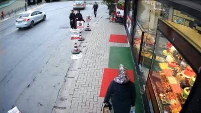 Zeytinburnu'nda üniversite öğrencisi genç kızı adım adım takip edip apartmanda saldıran şüpheli gözaltına alındı.