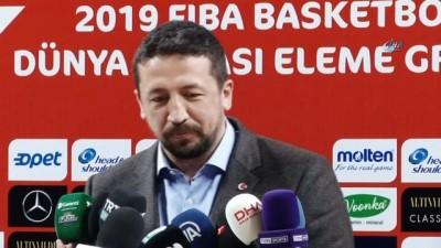 Hidayet Türkoğlu: 'Milli Takım'a güvenimiz tam'