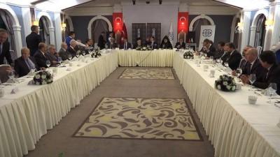 Kamu Başdenetçisi Malkoç: 'Türkiye'de özellikle son 10-15 yılda demokrasi ve insan hakları konusunda epey yol alındı' - İSTANBUL