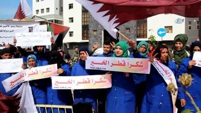 - Katar'dan Gazze'ye 9 milyon dolarlık yardım