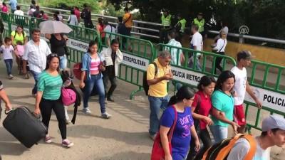 Kolombiya, Venezuelalı göçmen krizinde Türkiye'nin tecrübelerinden yararlanıyor - CUCUTA