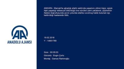Mamak'taki cinayetin faili yakalandı - ANKARA