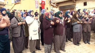 Sel şehidi Ertaş, Konya'da son yolculuğuna uğurlandı