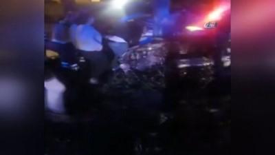 Trafik kazasında can pazarı: 2 ağır yaralı