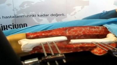 Türk doktordan inanılmaz buluş... 'Doktor robot'