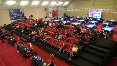 Türkiye Bilardo Şampiyonası - ANTALYA