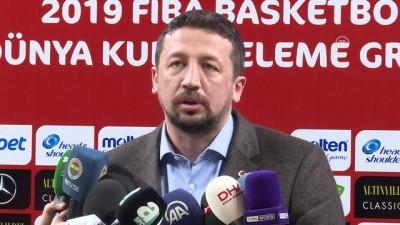 Türkoğlu: 'Dünya Kupası'na gitmeye hak kazanacağımıza inanıyoruz' - İSTANBUL