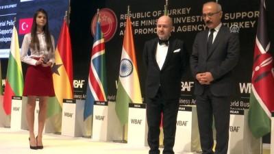 WBAF'tan Kalkınma Bakanlığına girişimcileri destekleme ödülü - İSTANBUL