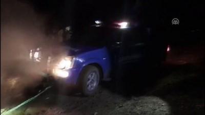 Yaylada mahsur kalan 6 kişi kurtarıldı - DÜZCE