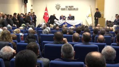 AK Parti İl Başkanı Bülent Delican - İZMİR