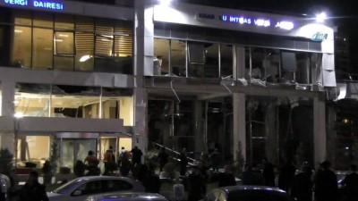 Ankara'daki patlamada PKK/PYD-YPG izi