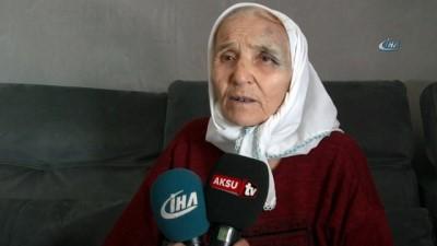Antalya'da 80 yaşındaki kadına eski gelininden sokak ortasında dayak iddiası