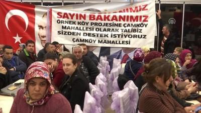 Bakan Fakıbaba, AK Parti Bergama ilçe teşkilatını ziyaret etti  - İZMİR