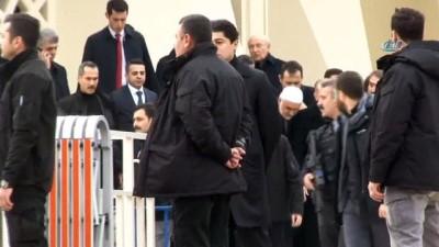 Cumhurbaşkanı Erdoğan, Sıtkı Albayrak'ın cenazesine katıldı