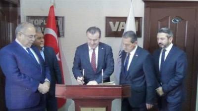 Gençlik ve Spor Bakanı Osman Aşkın Bak Adıyaman'da