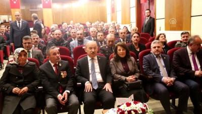 Kastamonu'da Devlet Övünç Madalyası ve Beratı Tevcih Töreni