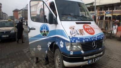 Malazgirt'te 'Kalbimiz Sokakta Atıyor' projesi