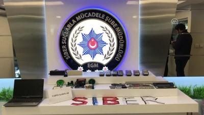 'Siber dolandırıcılık' operasyonu - İSTANBUL