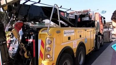 otobus kamerasi -  Üsküdar'da 3 kişinin hayatını kaybettiği kazada otobüs şoförü tutuklandı