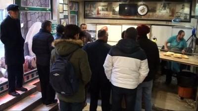 Yozgat'ta 1 asırdır kahvaltı sofralarının vazgeçilmezi 'Parmak Çörek'