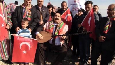 Zeytin Dalı Harekatı'na destek - 'Mehmetçiğe Selam ve Dua' etkinliği  - HATAY
