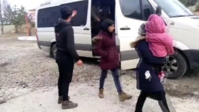 20 yabancı uyruklu yakalandı - SİVAS