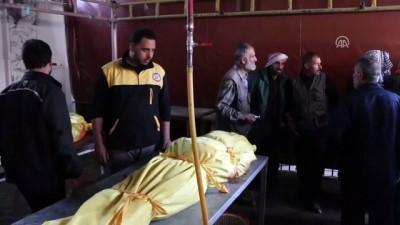 (ARŞİV) - BM'den Doğu Guta için 'açlık ve bulaşıcı hastalık' uyarısı - Saldırılar - DOĞU GUTA