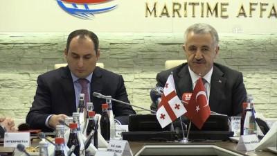 Bakü-Tiflis-Kars Demiryolu hattında hedef Çin - ANKARA
