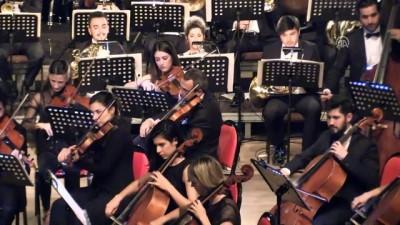 Bodrum'da 'Sinemanın icadı film müzikleri konseri' düzenlendi - MUĞLA