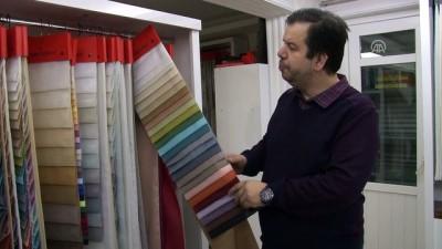 Evinin odasında başladı, 47 ülkeye perde satıyor - BURSA
