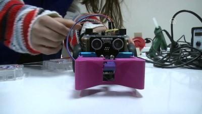 Futbolcularının 'robot' olduğu lig - AKSARAY