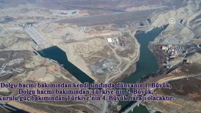 Ilısu Barajı'nda haziranda su tutulmaya başlanacak (2) - BATMAN