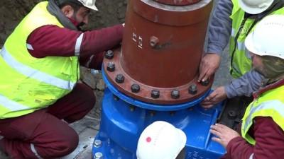 İSKİ'nin AR-GE çalışmaları su kesintisini azaltacak - İSTANBUL