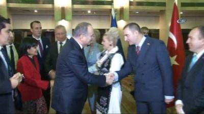 Kosova Cumhuriyeti bağımsızlık günü resepsiyonu