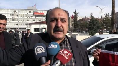 Suriye sınırına askeri sevkiyat - ADIYAMAN İzle