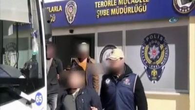 Terör propagandasına 8 tutuklama