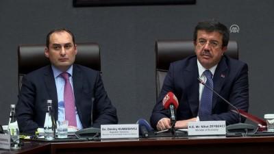 Zeybekci: '(Aydın-Denizli Otoyol projesi) Otoyol 2021'de devreye girecek' - ANKARA
