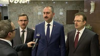 Adalet Bakanı Gül: '(Çocuk istismarı düzenlemesi) Başbakan Yardımcımız başkanlığında bir komisyon yarın çalışmaya başlayacak' - ANKARA