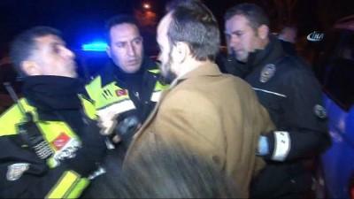 Alkollü olarak polisten kaçtı, yakalanınca avukat kimliği göstermek istedi