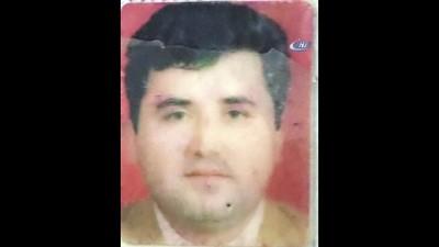 Başına merdane ile vurularak öldürülen müteahhitin katili oğlu çıktı