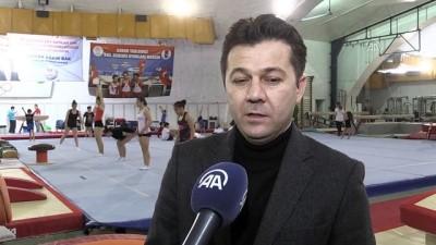 Cimnastikte takım çalışması madalya getirecek - BOLU