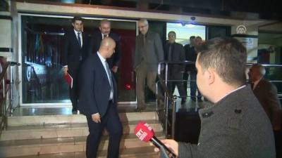 Destici: 'İttifaklar her partinin birbiriyle çok rahatlıkla seçim işbirliği yapmasının önünü açmış' - ANKARA
