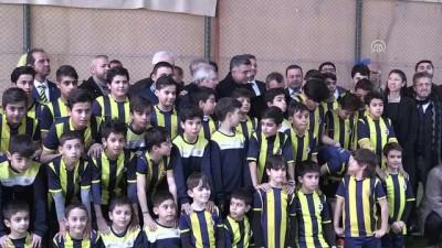 enerbahçe Başkanı Yıldırım, Hatay Fenerbahçeliler Derneğinin yemeğine katıldı - HATAY