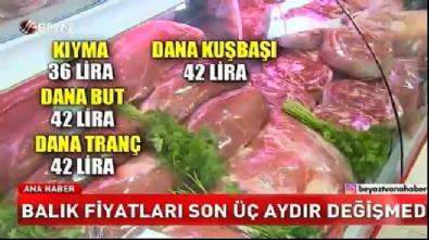 Et fiyatları arttı, vatandaş balığa yöneldi